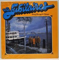 """THE JUBILAIRES  """"With Strings & Things""""  Vinyl LP  JRS-1009"""