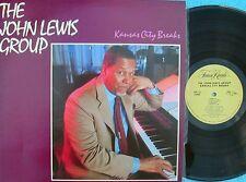 John Lewis Group ORIG JAP LP Kansas city breaks NM '82 Finesse Jazz Bop