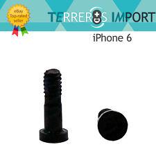 Tornillos Inferiores Chasis Pantalla iPhone 6 Negro