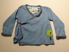 Tiny Tillia by Avon Baby Infant Wrap Shirt Unisex Size 9-12 Months Boy Girl