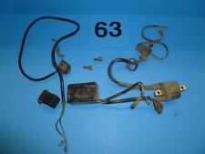 Suzuki 1992 RM80 CDI& Coil + Kill Switch #32900-02B31, #33410-02221, #37820-14X5