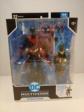 McFarlane DC Multiverse Batman Beyond Build A Figure. TARGET Exclusive!! NIB!!