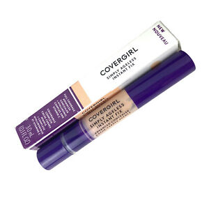 Covergirl Simply Ageless Instant Fix Concealer 330 Nude NIB Soft Tip Applicator