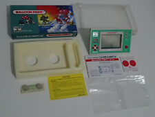 "Nintendo GAME & WATCH "" BALLOON FIGHT "" New Wide Screen G&W 1988"