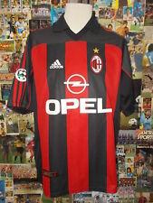maglia calcio shirt maillot camiseta trikot MILAN MALDINI TG XL PATCH
