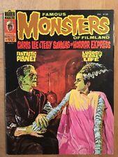 Famous Monster N°112 - décembre 1974 - TBE
