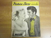 June 27th 1953, PICTURE SHOW, Betty Grable, Ann Miller, Dean Martin, Jerry Lewis