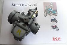 """SUZUKI GT750 J-K carburettor set original 72-73 mikuni """"R"""""""