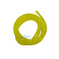 3mm Id X 5mm Od Fuel Hose Pipe 1.5m Length For Chainsaw Hedge Trimmer