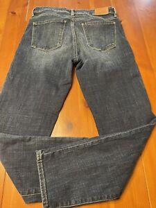 Lucky Brand Lucky You Womens Size 8X29 Zipper Fly Blue Jeans