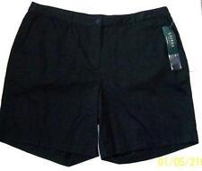 Lauren Ralph Lauren Women's Regular 100% Cotton Casual Shorts