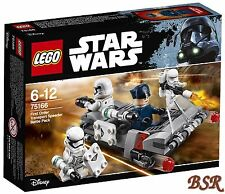 LEGO® Star Wars™: 75166 First Order Transport Speeder ! NEU & OVP !