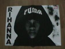 RIHANNA / DYLAN MINNETTE & KATHERINE LANGFORD poster (42cm x 30cm)