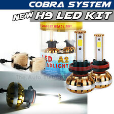 H9 cobra COB CREE ALTA POTENCIA 3000 LM Blanco Niebla Flash sumergido High Beam 2LED 30 W