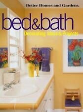 Bed and Bath Decorating Ideas and Projects