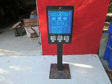 THE COLLECTOR VINTAGE Sport Cards COIN Vending Machine ESD 25 CENT