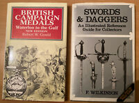 BRITISH CAMPAIGN MEDALS & SWORDS & DAGGERS AN ILLUSTRATED REFERENCE GUIDE