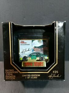 KEN SCHRADER Racing Champions 1994 PREMIER EDITION 1/64 GMAC Financial