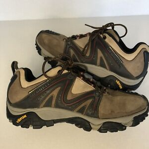 Merrell Reactor Continuum Hiking Shoes, Low Boot, Mens 10