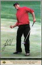 Tiger Woods Upper Deck 8x10 Photo
