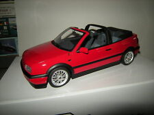 1:18 Otto Mobile vw golf 3 convertible Sport Edition Limited Edition 1 of 2000 PCs.