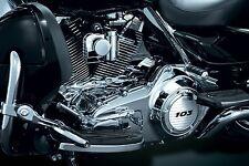 Kuryakyn 7 Piece Engine Chrome Package For Harley Davidson Touring 2009 - 2016