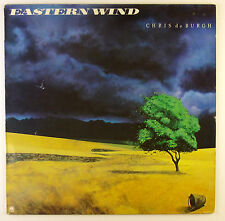"12"" LP - Chris de Burgh - Eastern Wind - B2369 - washed & cleaned"