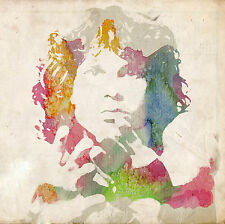 "Jim Morrison - The DOORS canvas print box frame 20""x20"" Great gift"