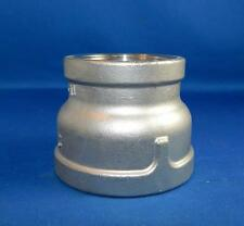 """New listing 2"""" x 1-1/2"""" Bell Reducing Coupling 150# 304 Stainless Npt """"New other"""" Ts1"""