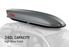 Yakima Roof Box #8007177 Glossy Titanium Yakima Skybox Pro 12,340L Luggage Box