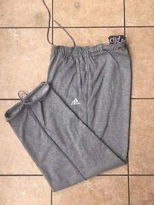 Adidas Climalite Women's Sweatpants in Dark/Light Grey in M/L/XL/XXXL