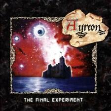 AYREON (ARJEN ANTHONY LUCASSEN) - THE FINAL EXPERIMENT NEW CD