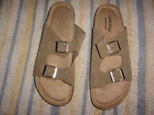 Faded Glory MEMORY FOAM SANDALS WOMEN'S SIZE 11
