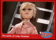 THUNDERBIRDS - The Perils of Lady Penelope - Card #42 - Cards Inc 2001