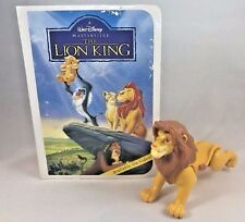 McDonalds Disney Masterpiece Lion King Simba Figure Figurine