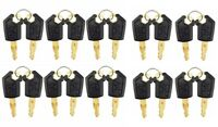 (20) Keys For CAT Caterpillar Heavy Equipment Ignition Key 5P8500 with Logo