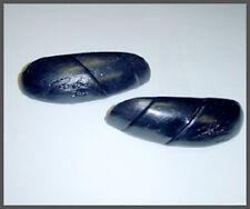 MINIMOTO ZOCCHI Embout Chaussure RICAMBIO PUNTA SCARPE code 08  Black scratch