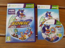 Sonic Free Riders sur 360 (MEILLEUR PRIX EBAY & Envoi gratuit!)