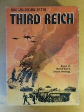 Third Reich COMPLETE & UNPUNCHED by Avalon Hill