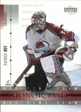 2001-02 Upper Deck Honor Roll NHL Hockey Base Singles (Pick Your Cards)