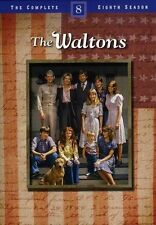 The Waltons NR Rated DVD & Subtitles Blu-ray Discs