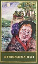 Der Riesenochsenfrosch von Karl May (2009, Gebundene Ausgabe)