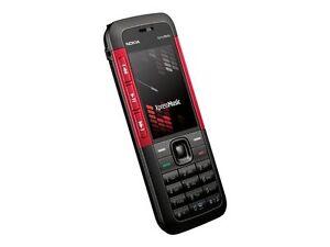 Nokia  5310 XpressMusic / NEU / Rot / Ohne Simlock