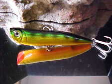 Strike ProSP Popper EG-025#017 TopWater for Fresh/Saltwater Fish in HOT PERCH