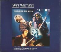 Wet Wet Wet - Hold Back The River 1990 CD single