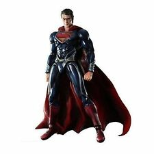 Square Enix Man of Steel No.1 Superman - Play Arts Kai Action Figure