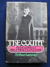 THE COUNT THE LIFE & FILMS OF BELA 'DRACULA' LUGOSI  SIGNED by ARTHUR LENNIG 1st