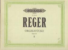 Orgelstücke / Pièces d'Orgue / Organ Pieces / Opus 65 Heft 2