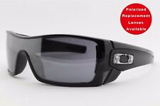 Oakley BATWOLF OO9101-01 Sports Surfing Skate Cycling Golf Driving Sunglasses