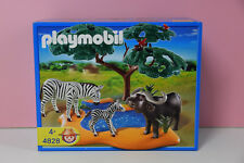 Abenteuer Playmobil Dschungel Forscher Schatzsucher Figuren Tiere Schatz Felsen Zubehör Playmobil